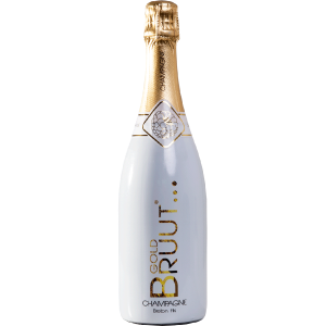 BRUUT Gold champagne