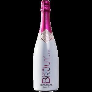 BRUUT Pink champagne